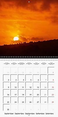 Cornish coast (Wall Calendar 2019 300 × 300 mm Square) - Produktdetailbild 9