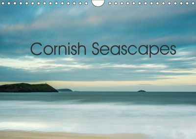 Cornish Seascapes (Wall Calendar 2019 DIN A4 Landscape), Mark Cooper
