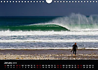 Cornish Surf and Storms (Wall Calendar 2019 DIN A4 Landscape) - Produktdetailbild 1