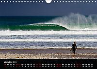 Cornish Surf and Storms (Wall Calendar 2019 DIN A4 Landscape) - Produktdetailbild 1