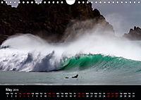 Cornish Surf and Storms (Wall Calendar 2019 DIN A4 Landscape) - Produktdetailbild 5