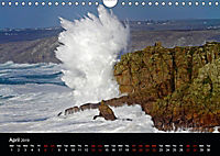 Cornish Surf and Storms (Wall Calendar 2019 DIN A4 Landscape) - Produktdetailbild 4