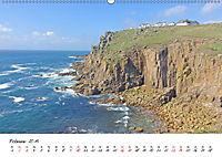 Cornwall. Der malerische Südwesten Englands (Wandkalender 2019 DIN A2 quer) - Produktdetailbild 2