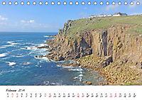 Cornwall. Der malerische Südwesten Englands (Tischkalender 2019 DIN A5 quer) - Produktdetailbild 2