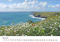 Cornwall. Der malerische Südwesten Englands (Tischkalender 2019 DIN A5 quer) - Produktdetailbild 5