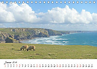 Cornwall. Der malerische Südwesten Englands (Tischkalender 2019 DIN A5 quer) - Produktdetailbild 1
