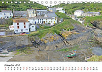 Cornwall. Der malerische Südwesten Englands (Tischkalender 2019 DIN A5 quer) - Produktdetailbild 12