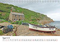 Cornwall. Der malerische Südwesten Englands (Tischkalender 2019 DIN A5 quer) - Produktdetailbild 8