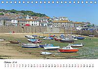Cornwall. Der malerische Südwesten Englands (Tischkalender 2019 DIN A5 quer) - Produktdetailbild 10