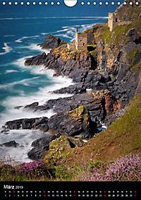 Cornwall - Die Schönheit der Küste (Wandkalender 2019 DIN A4 hoch) - Produktdetailbild 3