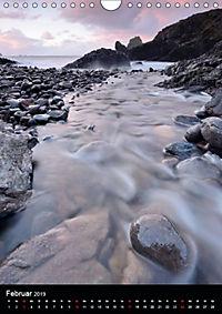Cornwall - Die Schönheit der Küste (Wandkalender 2019 DIN A4 hoch) - Produktdetailbild 2