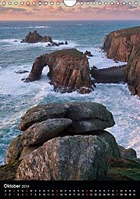 Cornwall - Die Schönheit der Küste (Wandkalender 2019 DIN A4 hoch) - Produktdetailbild 10