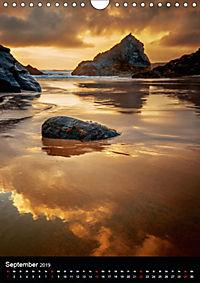 Cornwall - Die Schönheit der Küste (Wandkalender 2019 DIN A4 hoch) - Produktdetailbild 9