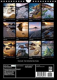 Cornwall - Die Schönheit der Küste (Wandkalender 2019 DIN A4 hoch) - Produktdetailbild 13