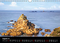 Cornwall (Wall Calendar 2019 DIN A4 Landscape) - Produktdetailbild 8