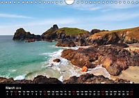 Cornwall (Wall Calendar 2019 DIN A4 Landscape) - Produktdetailbild 3