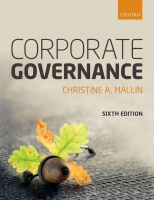 Corporate Governance 6e, Christine Mallin