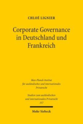Corporate Governance in Deutschland und Frankreich, Chloé Lignier