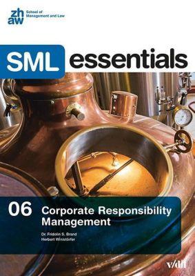 Corporate Responsibility Management, Fridolin S. Brand, Herbert Winistörfer