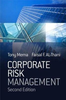Corporate Risk Management, Tony Merna