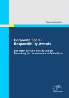 Corporate Social Responsibility-Awards, Sabrina Schulze