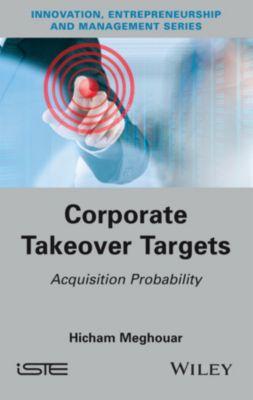 Corporate Takeover Targets, Hicham Meghouar