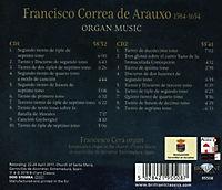 Correa De Arauxo-Organ Music - Produktdetailbild 1