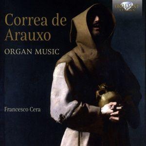 Correa De Arauxo-Organ Music, Francesco Cera