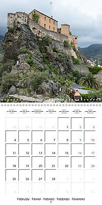 Corsica rough beauty (Wall Calendar 2019 300 × 300 mm Square) - Produktdetailbild 2