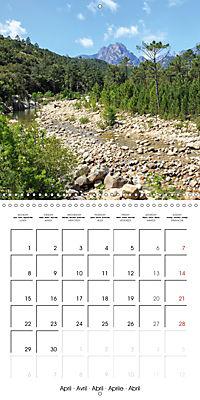 Corsica rough beauty (Wall Calendar 2019 300 × 300 mm Square) - Produktdetailbild 4