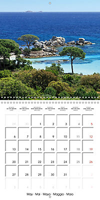 Corsica rough beauty (Wall Calendar 2019 300 × 300 mm Square) - Produktdetailbild 5