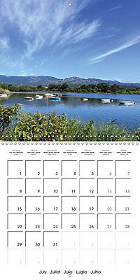 Corsica rough beauty (Wall Calendar 2019 300 × 300 mm Square) - Produktdetailbild 7