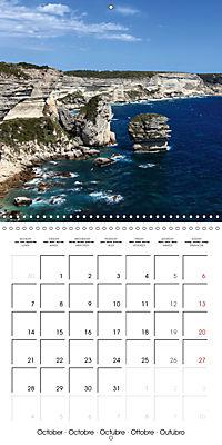 Corsica rough beauty (Wall Calendar 2019 300 × 300 mm Square) - Produktdetailbild 10