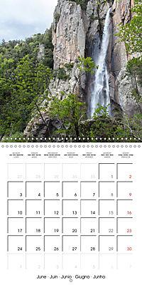 Corsica rough beauty (Wall Calendar 2019 300 × 300 mm Square) - Produktdetailbild 6