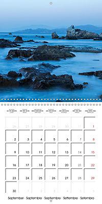 Corsica rough beauty (Wall Calendar 2019 300 × 300 mm Square) - Produktdetailbild 9