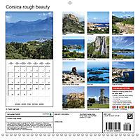 Corsica rough beauty (Wall Calendar 2019 300 × 300 mm Square) - Produktdetailbild 13