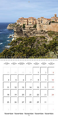 Corsica rough beauty (Wall Calendar 2019 300 × 300 mm Square) - Produktdetailbild 11
