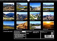 Corsica's wild GR20 (Wall Calendar 2019 DIN A3 Landscape) - Produktdetailbild 1