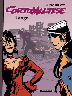 Corto Maltese -Tango - Hugo Pratt |