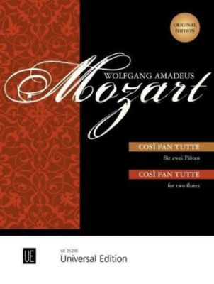 Così fan tutte, Wolfgang Amadeus Mozart