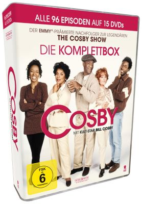 Cosby - Die Komplett-Box