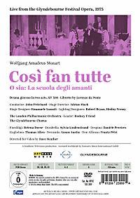 Cosi Fan Tutte - Produktdetailbild 1