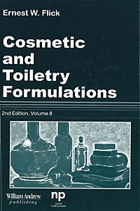 Cosmetic and toiletry formulations volume 6 pdf