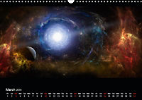Cosmic panoramas (Wall Calendar 2019 DIN A3 Landscape) - Produktdetailbild 3