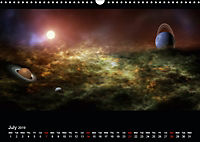 Cosmic panoramas (Wall Calendar 2019 DIN A3 Landscape) - Produktdetailbild 7