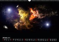 Cosmic panoramas (Wall Calendar 2019 DIN A3 Landscape) - Produktdetailbild 1