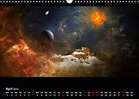 Cosmic panoramas (Wall Calendar 2019 DIN A3 Landscape) - Produktdetailbild 4
