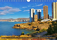 Costa Blanca - Die weisse Küste Spaniens (Wandkalender 2019 DIN A4 quer) - Produktdetailbild 1