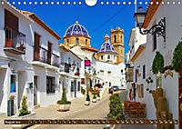 Costa Blanca - Die weisse Küste Spaniens (Wandkalender 2019 DIN A4 quer) - Produktdetailbild 8