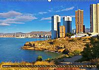 Costa Blanca - Die weisse Küste Spaniens (Wandkalender 2019 DIN A2 quer) - Produktdetailbild 1